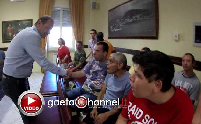 Un soggiorno Speciale a Gaeta per i ragazzi del centro riabilitativo ...